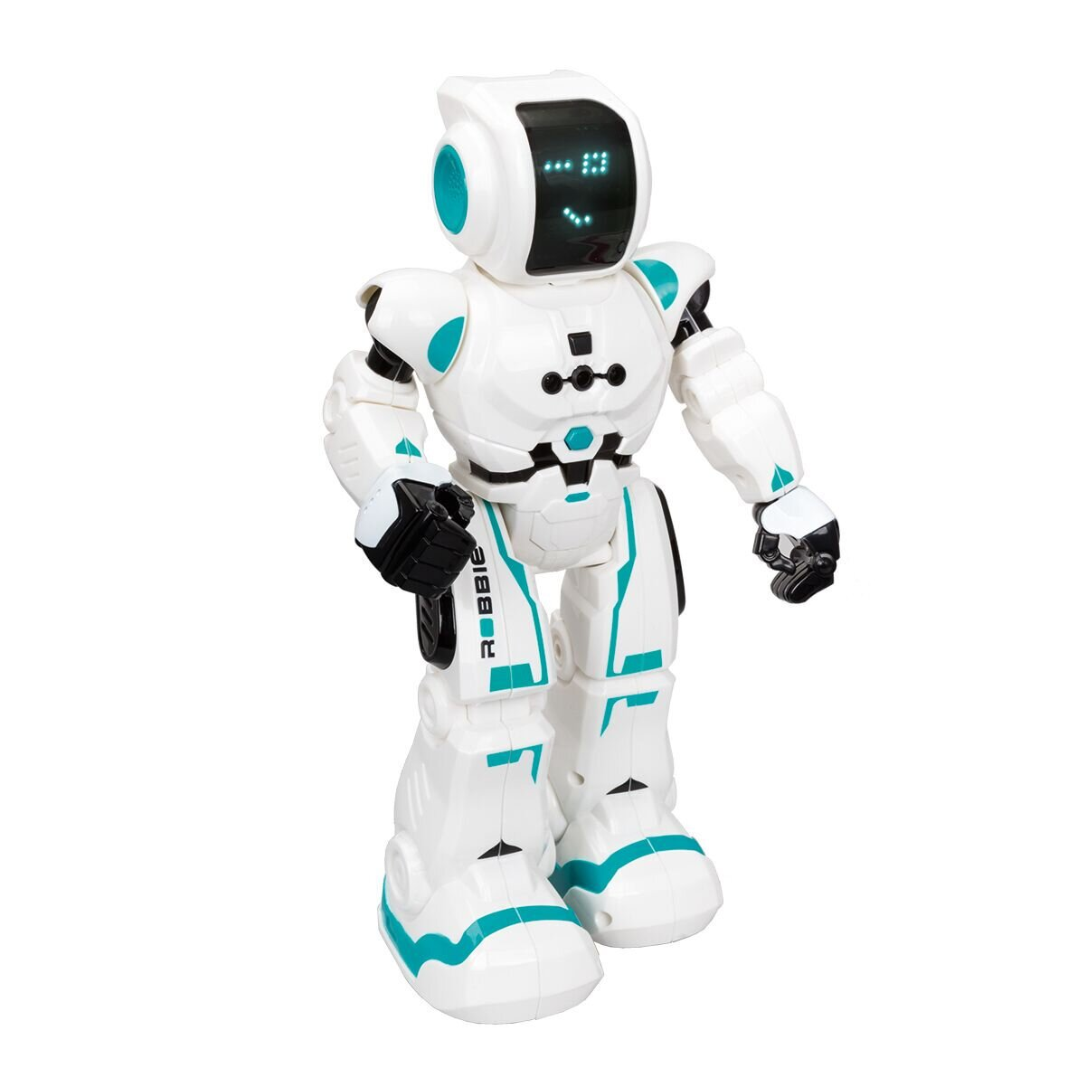 galimyb prekiauti robotais)