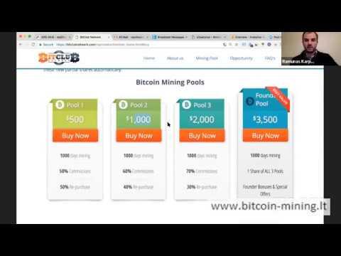 Bitcoin kaip užsidirbti pinigų programa oficiali