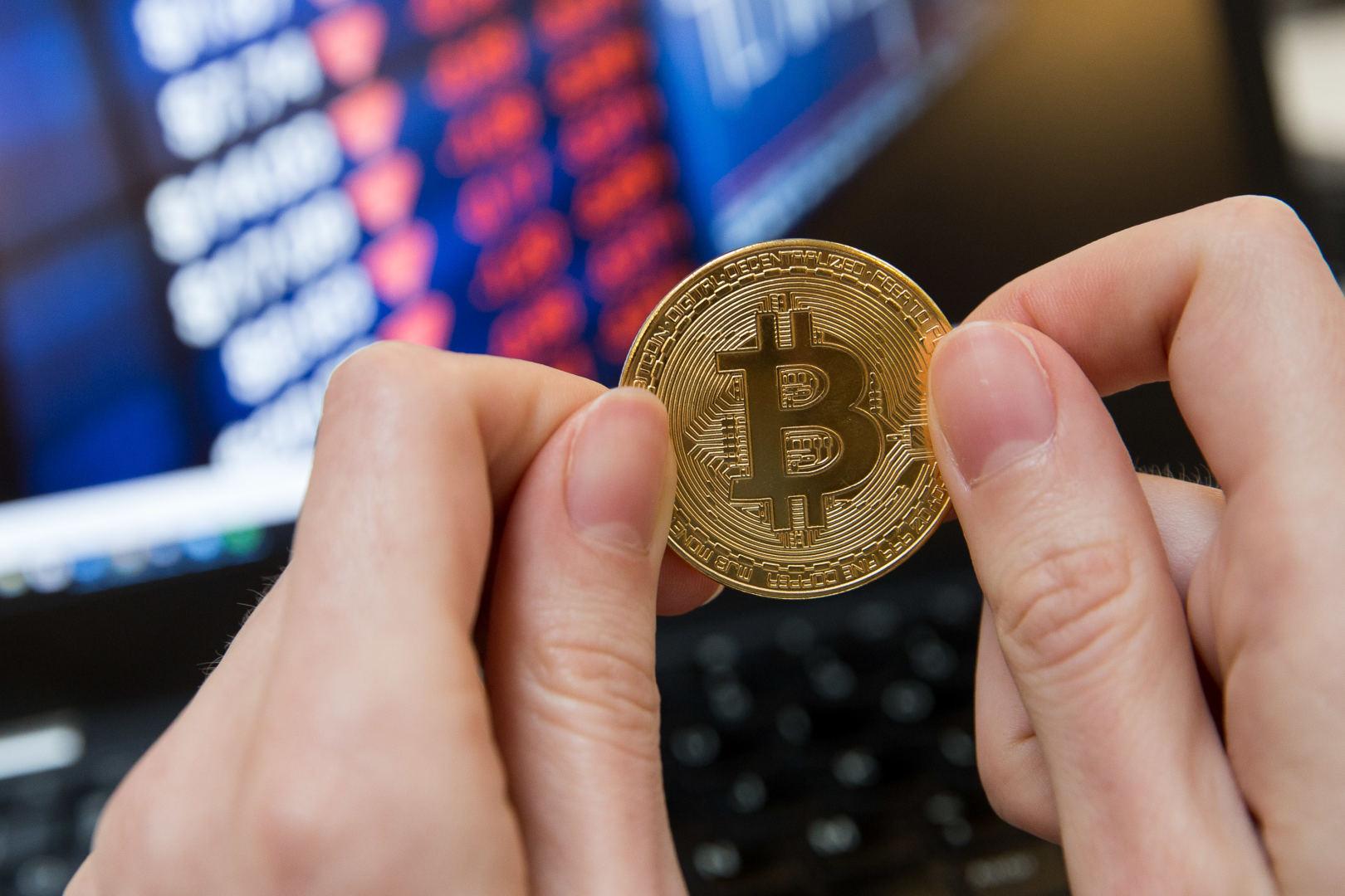 kiek dolerių yra bitcoin verta