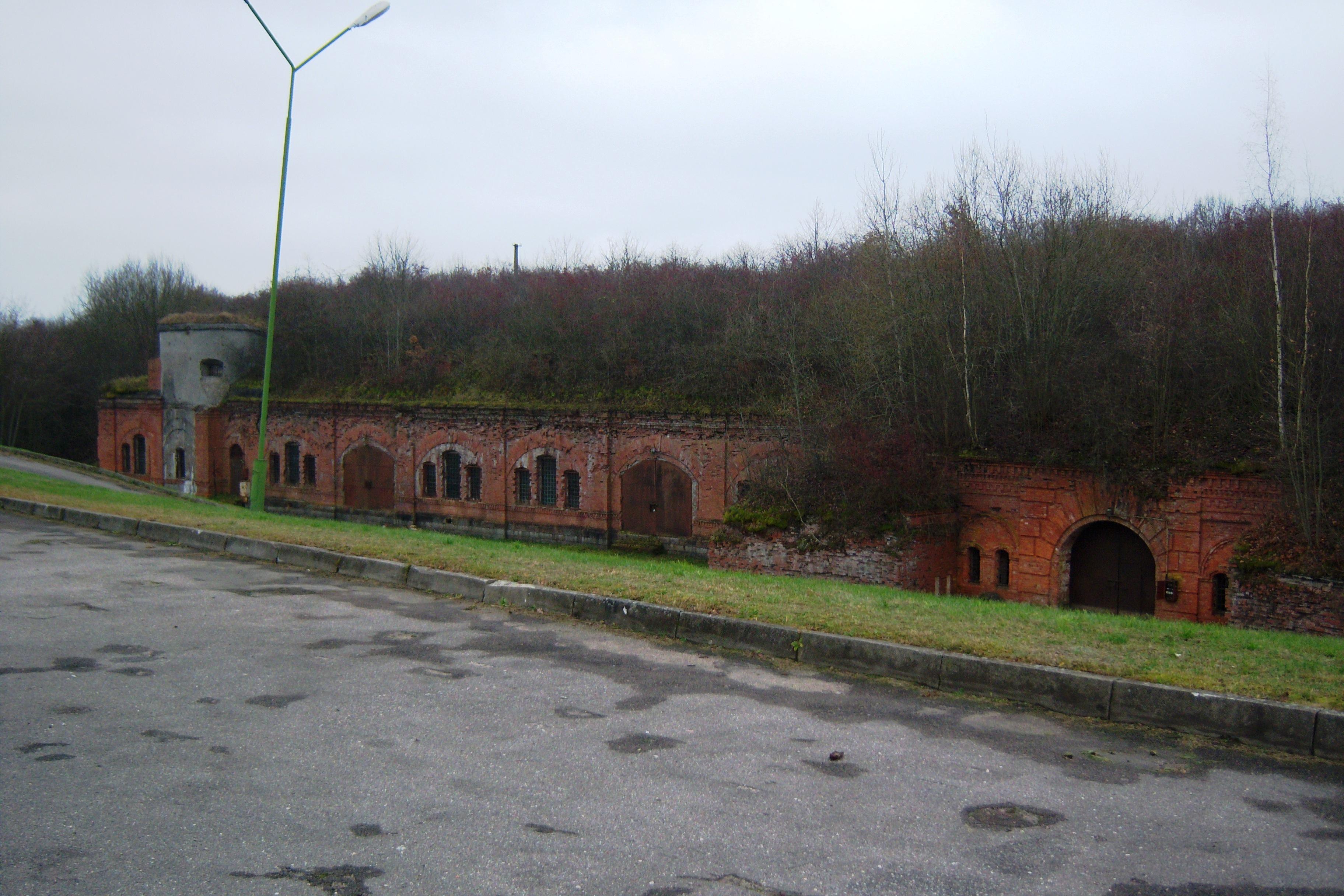 Forto variantas, IV Kauno fortas – Vikipedija