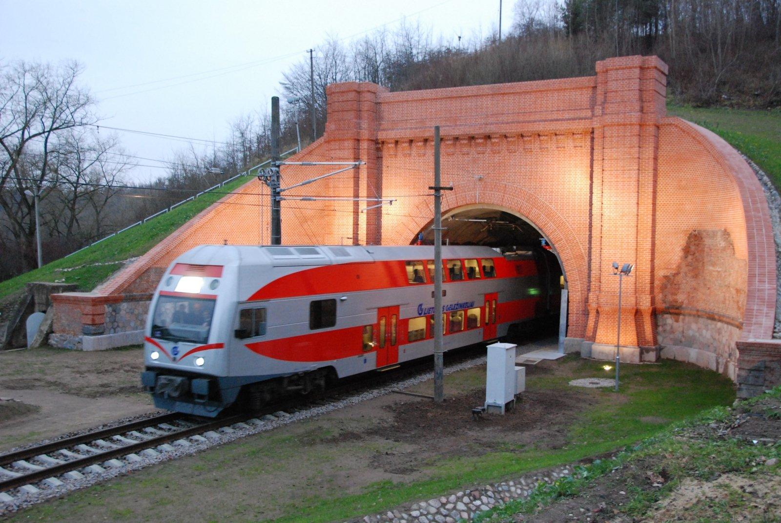 tunelio variantai