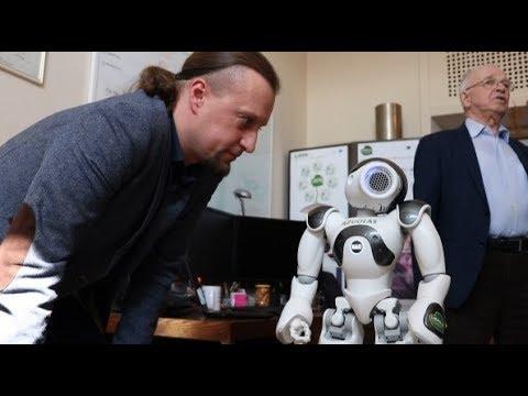kaip robotas prekiauja pasirinkimo galimybėmis