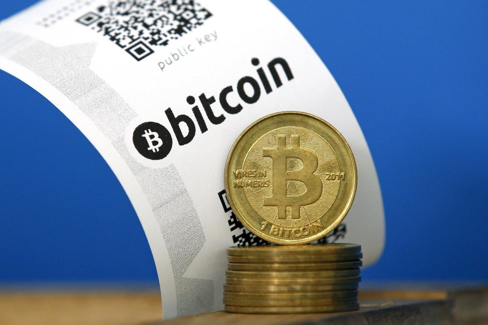 geriausias bitkoinas
