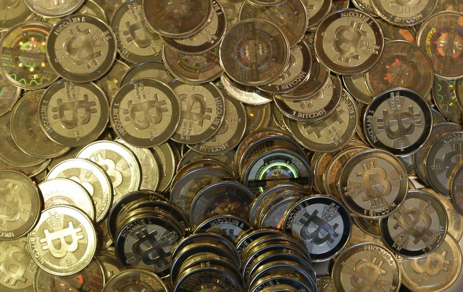 kaip remiami bitkoinai