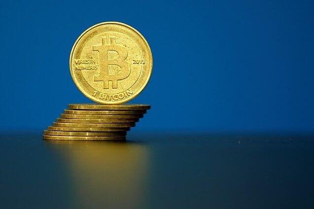 kodėl auga bitkoinas