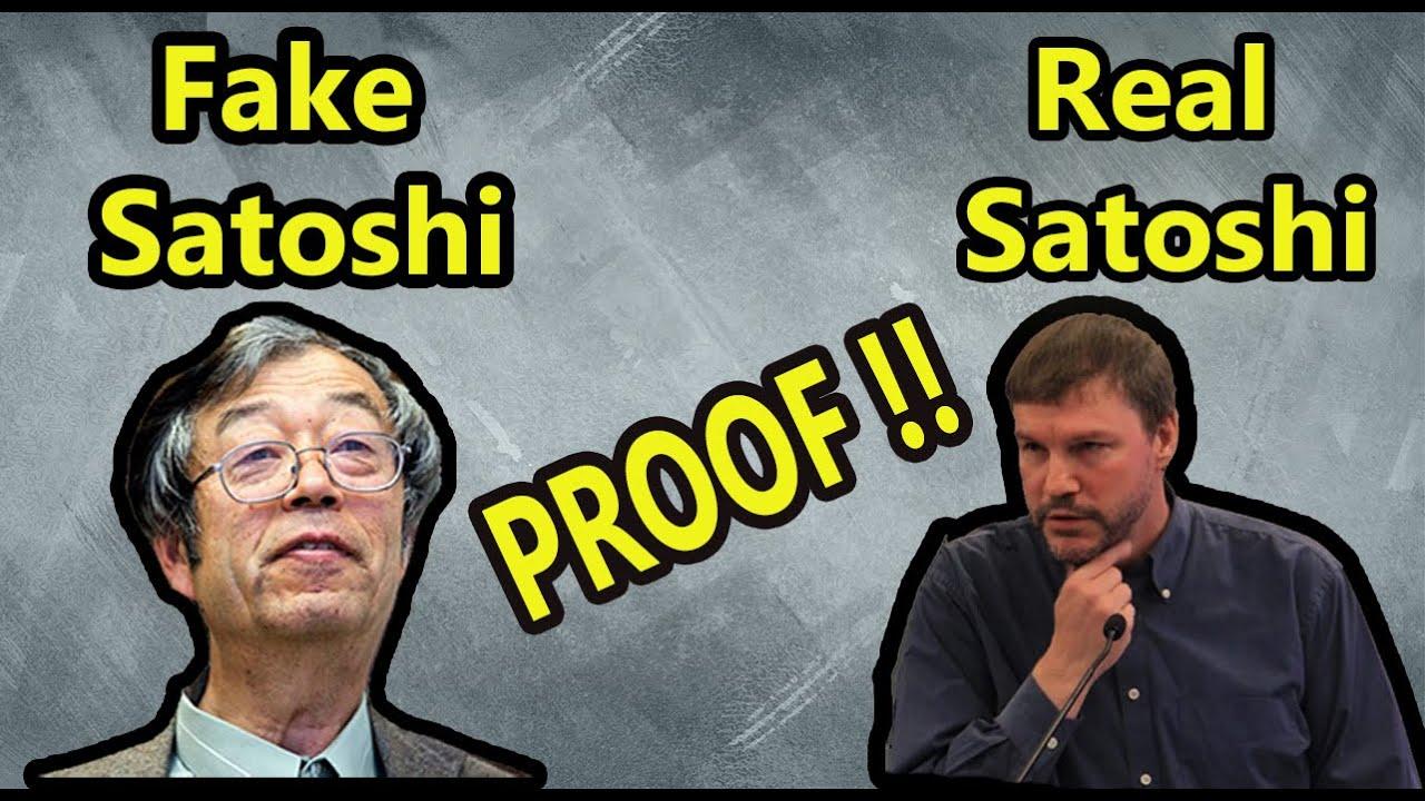 Satoshi nakamoto pinigine - hausis.lt